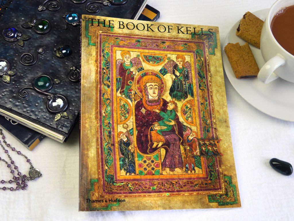The Book of Kells, St. Patrick's Day reading