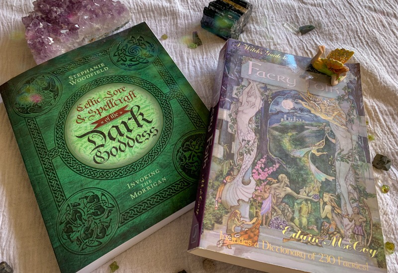 Dark Goddess and Witches Guide to Faerie Folk