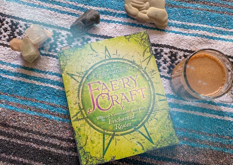 Faery Craft by Emily Carding. Celtic Mythology resources for spirituality